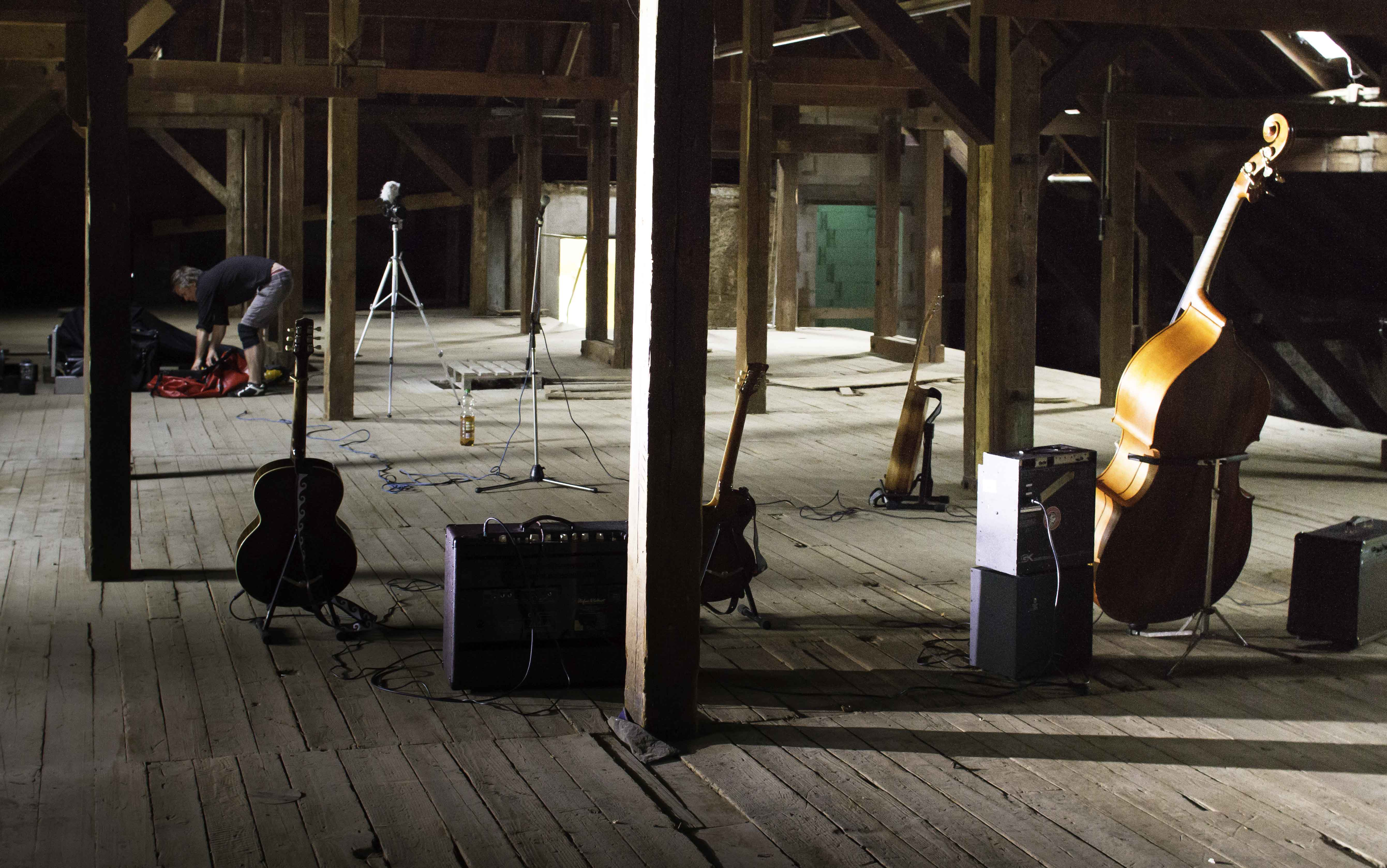 Zeit Areal - Lahr - Recording - Sorry Video